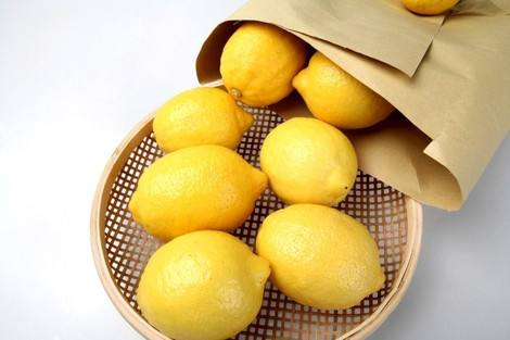 China fresh lemon